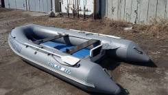 Solar 380. длина 3,80м., двигатель подвесной, 99,00л.с., бензин