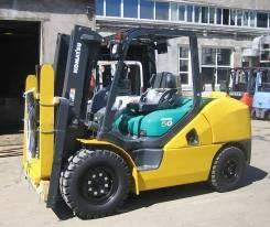 Komatsu FD50AYT-10. Новый 5 тонный погрузчик Komatsu, в рассрочку за 116 667 в месяц, 5 000кг., Дизель