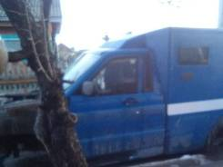 УАЗ Карго. Уаз патриот карго с птс в разбор с будкой, 2 700 куб. см.