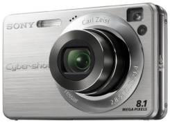 Sony Cyber-shot DSC-W130. 8 - 8.9 Мп, зум: 4х
