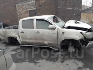 Рычаг подвески. Toyota Hilux Toyota Hilux Pick Up, KUN25L Двигатель 2KDFTV