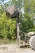 Кировец К-700. Продам съемный погрузчик на кировец
