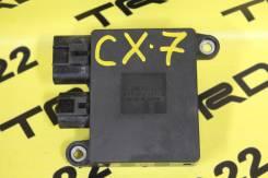 Блок управления вентилятором. Mazda CX-7, ER3P