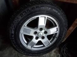 """Продам колеса с резиной 5 шт. 8.0x17"""" ET-40"""
