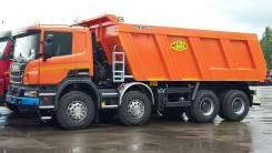 Scania. P440CB8X4EHZ – лёгкий скальник, 12 740куб. см., 30 000кг. Под заказ
