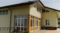 Продам уютный коттедж в шаговой доступности от пляжей. Ясная 17, р-н Врангель, площадь дома 325кв.м., скважина, электричество 25 кВт, отопление элек...