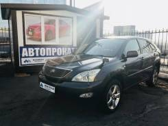 Toyota Harrier. Без водителя