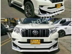 Обвес кузова аэродинамический. Toyota Land Cruiser Prado, GDJ150W. Под заказ