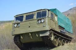 КМЗ АТС-59Г. Продается Тягач гусеничный АТС-59Г, 3 000куб. см., 5 000кг., 12 000,00кг.