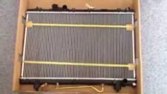 Радиатор охлаждения двигателя. Cadillac CTS Cadillac STS Cadillac SRX Двигатели: LFX, LSA