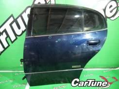 Дверь задняя левая Toyota Aristo JZS161 [Cartune] 8021