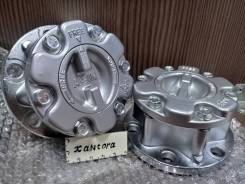 Хаб механический. Mitsubishi: L200, L300, Pajero, Delica, Montero Двигатели: 4D56, 4G63, 4G64, 4M40, 6G72, G54B, G64B, 4G54