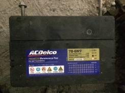 Acdelco. 78А.ч., производство Япония