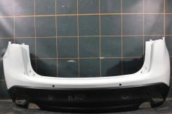 Mazda CX-5 (2011-17гг) - Бампер задний