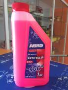 Антифриз ABRO красный 1л AF-651-L