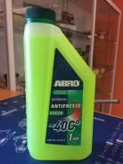 Антифриз ABRO зелёный 1л AF-551-L