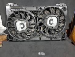Вентилятор охлаждения радиатора. Audi A8, 4E2, 4E8 Audi S Audi S8, 4E2, 4E8 Двигатели: ASB, ASE, ASN, BBJ, BDX, BFL, BFM, BGK, BGN, BHT, BMC, BNG, BPK...