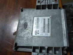 Блок управления двс. Citroen C5