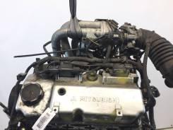 Двигатель контрактный бензиновый на Mitsubishi Lancer 8 1,6 4g18