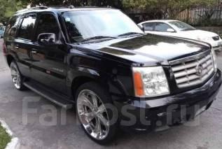 Cadillac Escalade. ПТС 2004г