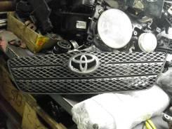 Решетка радиатора. Toyota Corolla, CDE120, ZZE120, ZZE120L, ZZE121, ZZE121L Двигатели: 1CDFTV, 3ZZFE, 4ZZFE