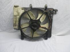 Вентилятор охлаждения радиатора. Honda Jazz Honda Fit, GD3, GD4, GD1, GD2 Двигатели: L12A1, L12A4, L13A1, L13A2, L13A5, L13A6, L15A1, L13A, L15A