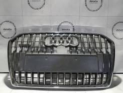 Решетка радиатора. Audi A6 allroad quattro, 4GH, 4GJ Двигатели: BPP, BSG, BVJ, CANC, CAND, CDUC, CDUD, CGQB, CGWD, CKVB, CKVC, CLAA, CLAB, CREC, CRTC...