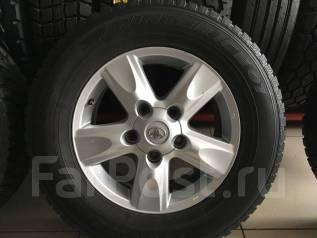 "285/60R18 Dunlop SP winter ice 01 + диски 5*150. 8.0x18"" 5x150.00 ET60 ЦО 110,0мм."