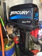 Mercury. 25,00л.с., 2-тактный, бензиновый, 2010 год