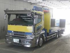 Mitsubishi Fuso Super Great. Эвакуатор Mitsubishi Super Great, 13 000 куб. см., 12 000 кг. Под заказ