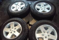 "Комплект 245/75R17 Goodyear Wrangler 5х127 Jeep. 7.5x17"" ET45"