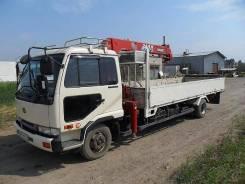 Манипулятор грузовой Nissan Diesel, гр/п 5 т, стрела 3 т (вылет 8-12м)