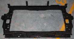Рамка радиатора. Hyundai Solaris, HCR Двигатели: G4FC, G4LC
