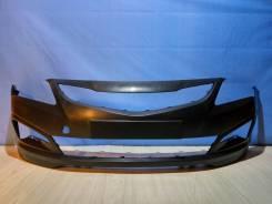 Бампер передний Hyundai Solaris 1 (2011-2017) [865114L500]