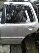 Дверь боковая задняя левая Mercedes-Benz M-Class