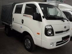 Kia Bongo III. Новый грузовик KIA Bongo III двухкабинник 2017 года выпуска, 2 500куб. см., 1 000кг.