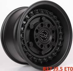 Black Rhino Armory. 9.5x17, 5x139.70, 5x150.00, ET0, ЦО 110,1мм.