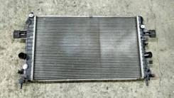 Радиатор охлаждения двигателя. Opel Zafira, A05 Двигатели: Z18XER, Z16XEP, A18XER, Z16XE1, Z16XER