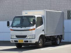 Toyota ToyoAce. Фургон с аппарелью, 3 660куб. см., 2 000кг. Под заказ
