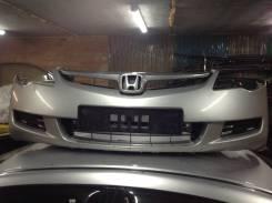 Бампер передний Honda Civic 4D FD 2006-2011