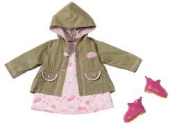 Комплект демисезонной одежды для куклы Baby Annabell