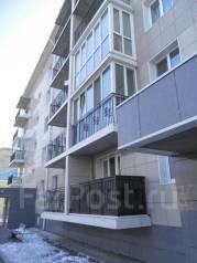 3-комнатная, улица Пушкина 14. центр (новострой, 3 этаж, ремонт, 2 балкона), агентство, 80 кв.м. Дом снаружи