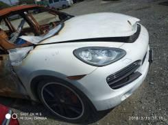Фара. Porsche Cayenne, 958