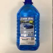 Жидкость незамерзающая -30С Clean Way 5л