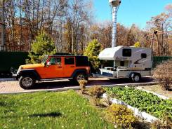 Camper. Продам жилой модуль Camplite 5.7 Truck