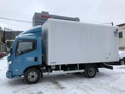 Naveco C300. изотермический фургон, 2 800куб. см., 3 250кг., 4x2