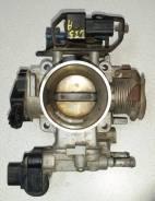 Заслонка дроссельная. Honda Jazz Honda City Honda Fit, GD1, GD2 Двигатели: L12A1, L12A3, L12A4, L13A1, L13A2, L13A5, L13A6, L15A1, L12A2, L13A3, L13A8...