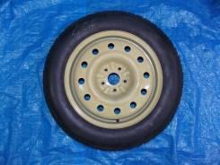 Колесо запасное. Toyota Kluger V