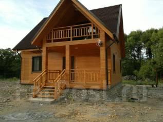 Плотницкие работы любой сложности (дома, беседки, бани, крыши)