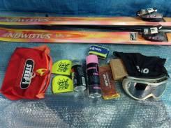 Продам лыжи salomon. 173,00см., горные лыжи, универсальные